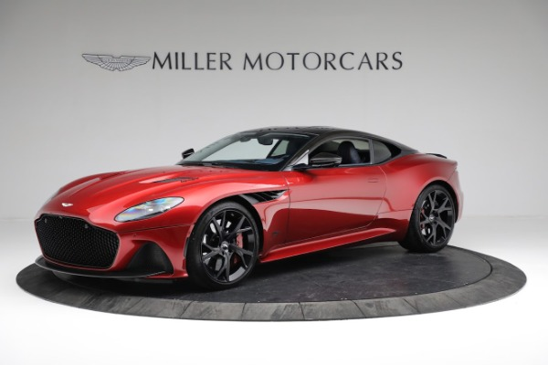 Used 2019 Aston Martin DBS Superleggera for sale Sold at Aston Martin of Greenwich in Greenwich CT 06830 1