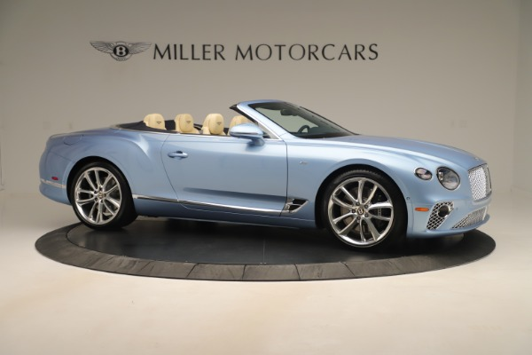 Used 2020 Bentley Continental GTC V8 for sale $288,020 at Aston Martin of Greenwich in Greenwich CT 06830 10