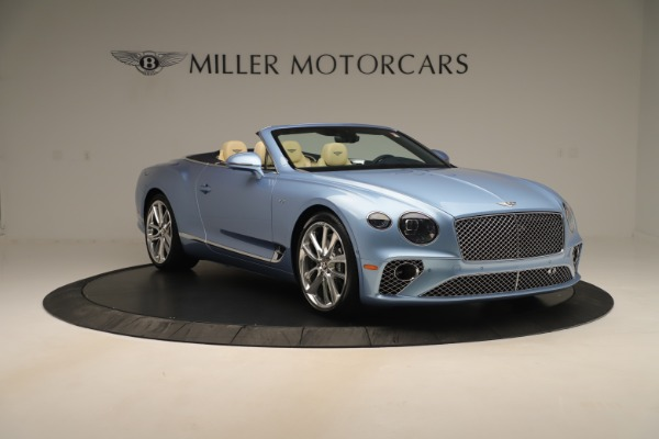 Used 2020 Bentley Continental GTC V8 for sale $288,020 at Aston Martin of Greenwich in Greenwich CT 06830 11