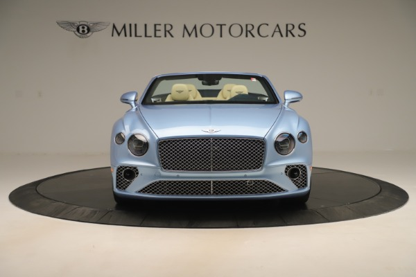 New 2020 Bentley Continental GTC V8 for sale Sold at Aston Martin of Greenwich in Greenwich CT 06830 12
