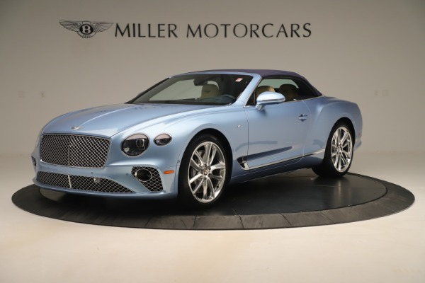 Used 2020 Bentley Continental GTC V8 for sale $288,020 at Aston Martin of Greenwich in Greenwich CT 06830 13