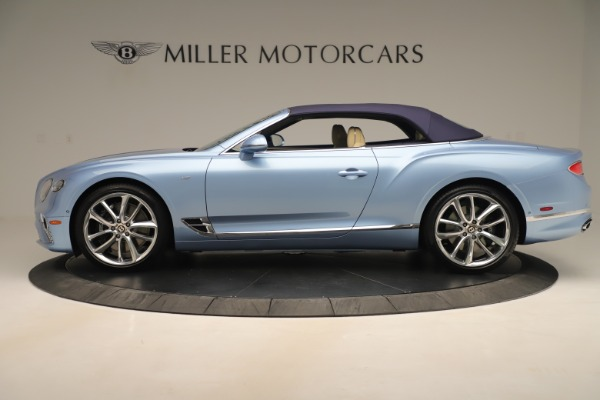 Used 2020 Bentley Continental GTC V8 for sale $288,020 at Aston Martin of Greenwich in Greenwich CT 06830 14
