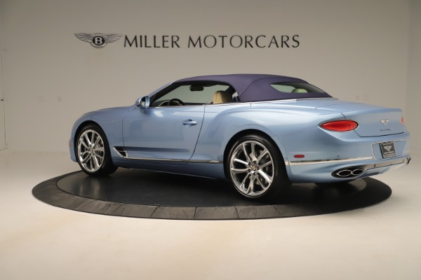 Used 2020 Bentley Continental GTC V8 for sale $288,020 at Aston Martin of Greenwich in Greenwich CT 06830 15