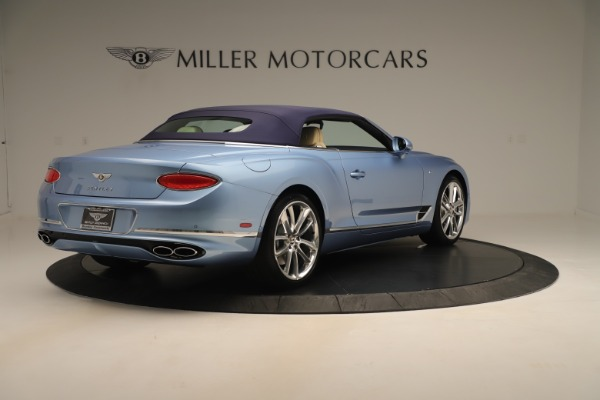 Used 2020 Bentley Continental GTC V8 for sale $288,020 at Aston Martin of Greenwich in Greenwich CT 06830 16