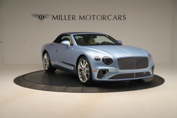 Used 2020 Bentley Continental GTC V8 for sale $288,020 at Aston Martin of Greenwich in Greenwich CT 06830 18