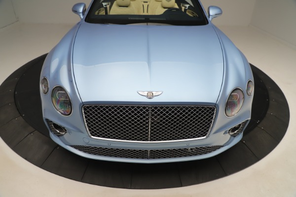 Used 2020 Bentley Continental GTC V8 for sale $288,020 at Aston Martin of Greenwich in Greenwich CT 06830 19