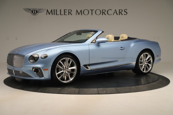 Used 2020 Bentley Continental GTC V8 for sale $288,020 at Aston Martin of Greenwich in Greenwich CT 06830 2