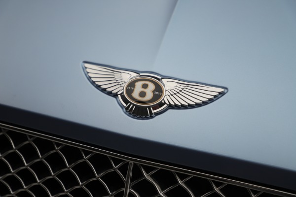 Used 2020 Bentley Continental GTC V8 for sale $288,020 at Aston Martin of Greenwich in Greenwich CT 06830 20