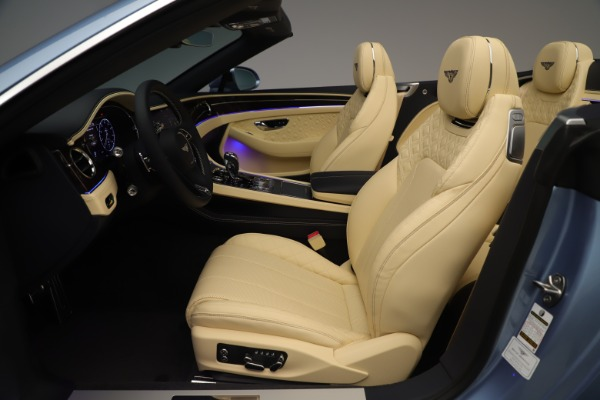 New 2020 Bentley Continental GTC V8 for sale Sold at Aston Martin of Greenwich in Greenwich CT 06830 25
