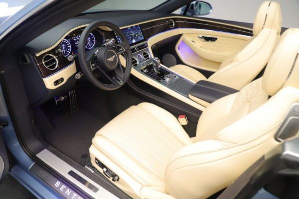 Used 2020 Bentley Continental GTC V8 for sale $288,020 at Aston Martin of Greenwich in Greenwich CT 06830 26