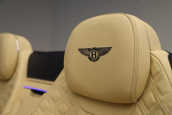 Used 2020 Bentley Continental GTC V8 for sale $288,020 at Aston Martin of Greenwich in Greenwich CT 06830 27
