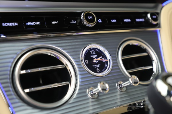 Used 2020 Bentley Continental GTC V8 for sale $288,020 at Aston Martin of Greenwich in Greenwich CT 06830 28