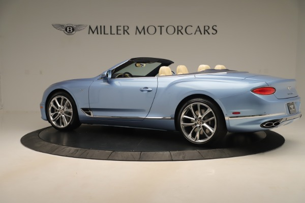 Used 2020 Bentley Continental GTC V8 for sale $288,020 at Aston Martin of Greenwich in Greenwich CT 06830 4