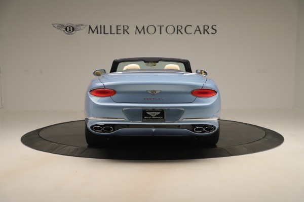 Used 2020 Bentley Continental GTC V8 for sale $288,020 at Aston Martin of Greenwich in Greenwich CT 06830 6