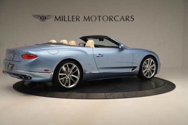 Used 2020 Bentley Continental GTC V8 for sale $288,020 at Aston Martin of Greenwich in Greenwich CT 06830 8
