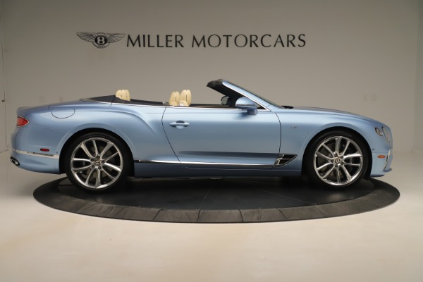 Used 2020 Bentley Continental GTC V8 for sale $288,020 at Aston Martin of Greenwich in Greenwich CT 06830 9