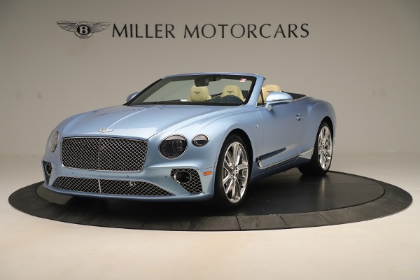 Used 2020 Bentley Continental GTC V8 for sale $288,020 at Aston Martin of Greenwich in Greenwich CT 06830 1