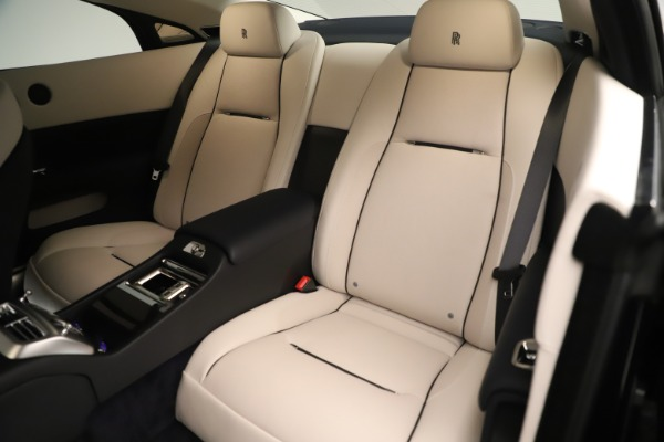 Used 2015 Rolls-Royce Wraith for sale Sold at Aston Martin of Greenwich in Greenwich CT 06830 16