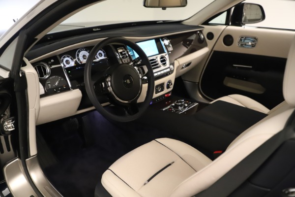 Used 2015 Rolls-Royce Wraith for sale Sold at Aston Martin of Greenwich in Greenwich CT 06830 18