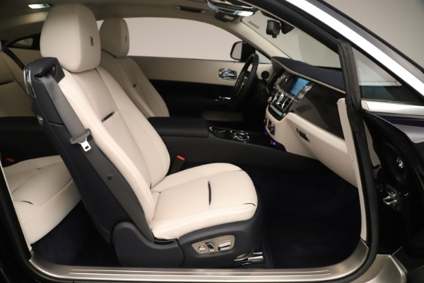 Used 2015 Rolls-Royce Wraith for sale Sold at Aston Martin of Greenwich in Greenwich CT 06830 28