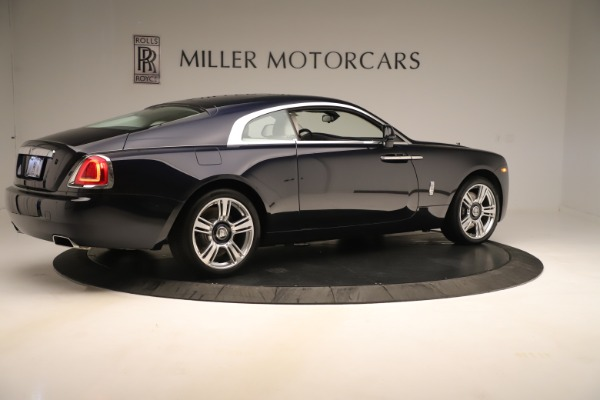 Used 2015 Rolls-Royce Wraith for sale Sold at Aston Martin of Greenwich in Greenwich CT 06830 9