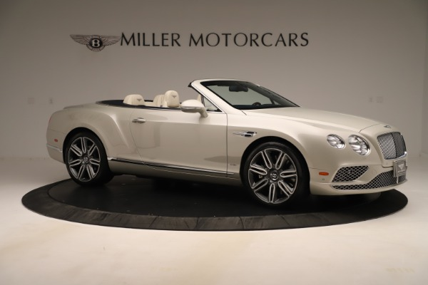 Used 2016 Bentley Continental GTC W12 for sale Sold at Aston Martin of Greenwich in Greenwich CT 06830 10