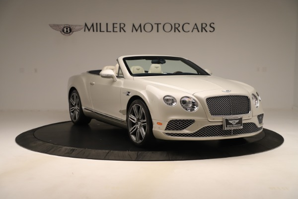 Used 2016 Bentley Continental GTC W12 for sale Sold at Aston Martin of Greenwich in Greenwich CT 06830 11