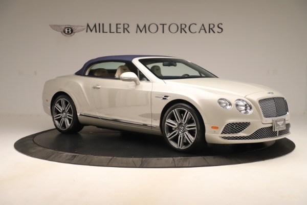 Used 2016 Bentley Continental GTC W12 for sale Sold at Aston Martin of Greenwich in Greenwich CT 06830 12