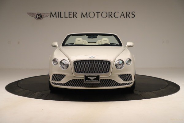 Used 2016 Bentley Continental GTC W12 for sale Sold at Aston Martin of Greenwich in Greenwich CT 06830 13