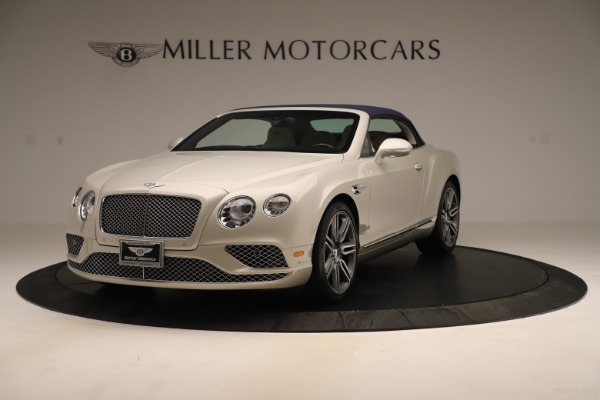 Used 2016 Bentley Continental GTC W12 for sale Sold at Aston Martin of Greenwich in Greenwich CT 06830 14
