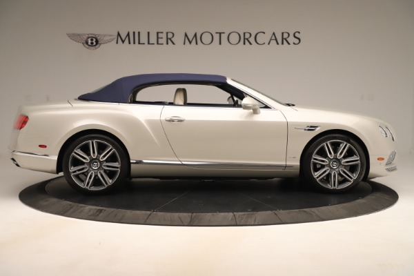 Used 2016 Bentley Continental GTC W12 for sale Sold at Aston Martin of Greenwich in Greenwich CT 06830 18