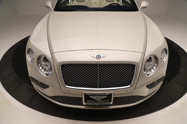 Used 2016 Bentley Continental GTC W12 for sale Sold at Aston Martin of Greenwich in Greenwich CT 06830 19