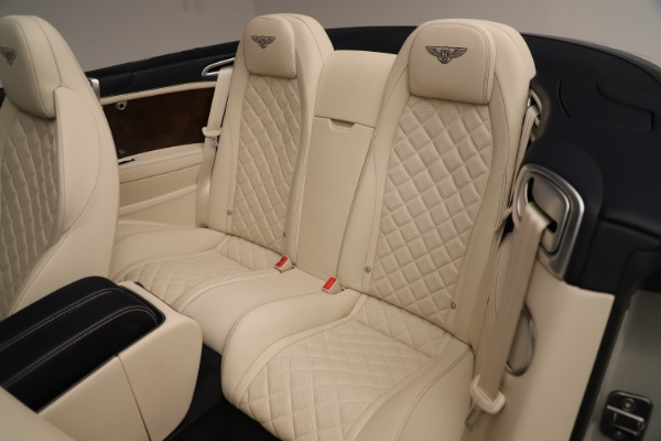 Used 2016 Bentley Continental GTC W12 for sale Sold at Aston Martin of Greenwich in Greenwich CT 06830 28