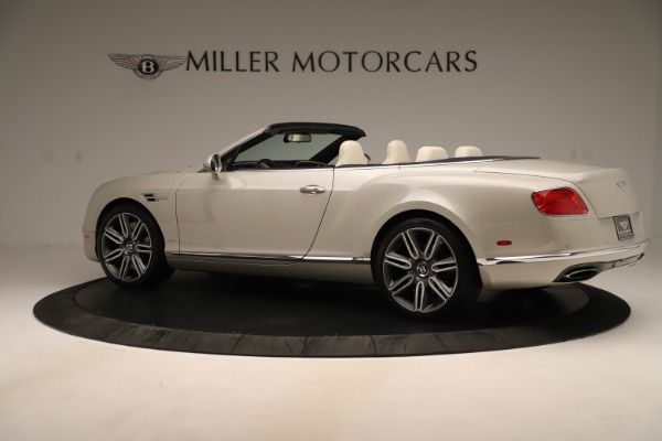 Used 2016 Bentley Continental GTC W12 for sale Sold at Aston Martin of Greenwich in Greenwich CT 06830 4