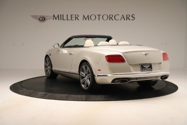 Used 2016 Bentley Continental GTC W12 for sale Sold at Aston Martin of Greenwich in Greenwich CT 06830 5