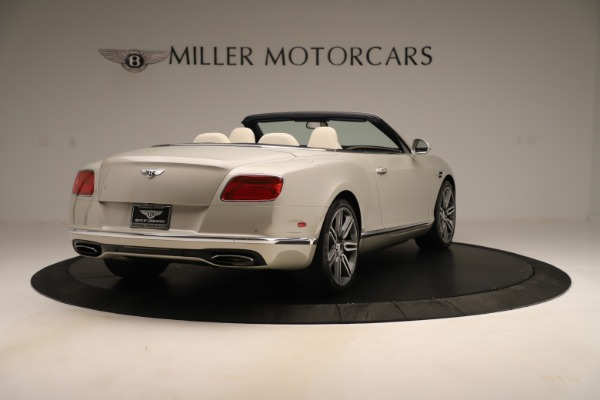 Used 2016 Bentley Continental GTC W12 for sale Sold at Aston Martin of Greenwich in Greenwich CT 06830 7
