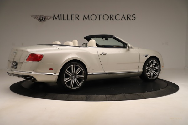 Used 2016 Bentley Continental GTC W12 for sale Sold at Aston Martin of Greenwich in Greenwich CT 06830 8