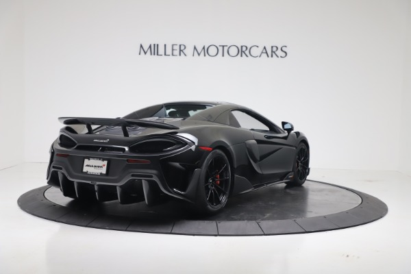 Used 2020 McLaren 600LT Spider for sale $249,900 at Aston Martin of Greenwich in Greenwich CT 06830 14
