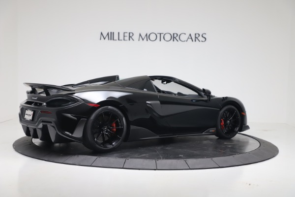 Used 2020 McLaren 600LT Spider for sale $249,900 at Aston Martin of Greenwich in Greenwich CT 06830 7