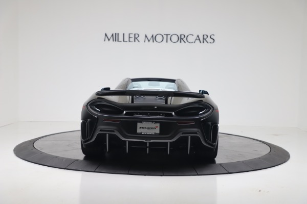 Used 2020 McLaren 600LT Spider for sale $249,900 at Aston Martin of Greenwich in Greenwich CT 06830 9