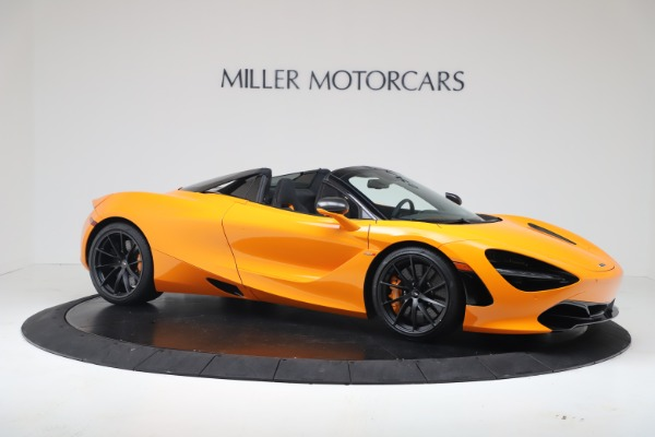New 2020 McLaren 720S Spider Convertible for sale $374,440 at Aston Martin of Greenwich in Greenwich CT 06830 10