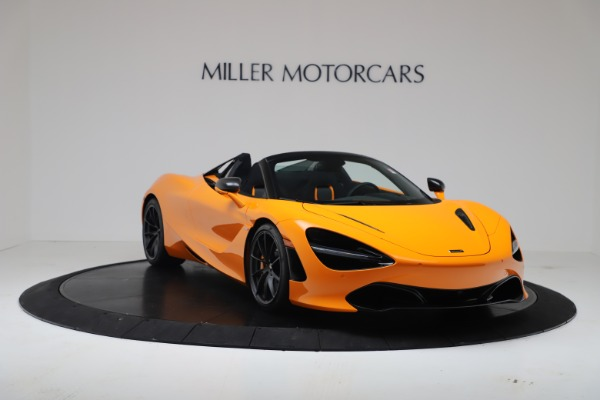 New 2020 McLaren 720S Spider Convertible for sale $374,440 at Aston Martin of Greenwich in Greenwich CT 06830 11