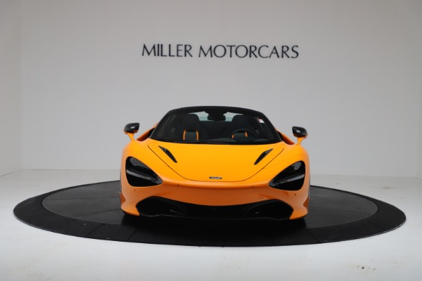 New 2020 McLaren 720S Spider Convertible for sale $374,440 at Aston Martin of Greenwich in Greenwich CT 06830 12