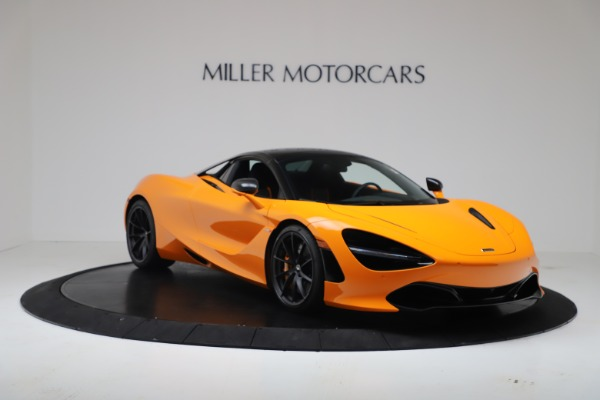 New 2020 McLaren 720S Spider Convertible for sale $374,440 at Aston Martin of Greenwich in Greenwich CT 06830 14