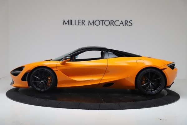 New 2020 McLaren 720S Spider Convertible for sale $374,440 at Aston Martin of Greenwich in Greenwich CT 06830 15
