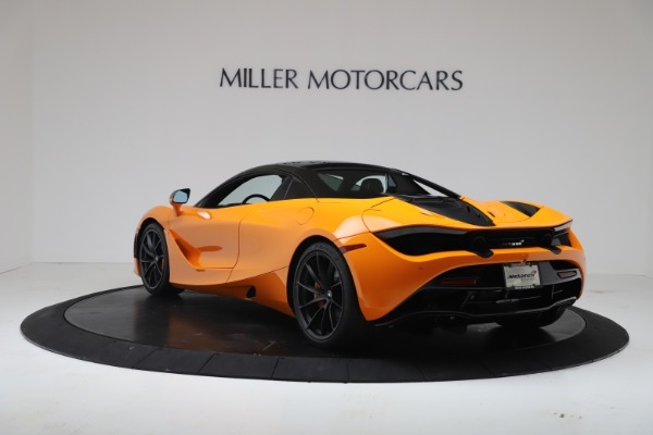 New 2020 McLaren 720S Spider Convertible for sale $374,440 at Aston Martin of Greenwich in Greenwich CT 06830 16