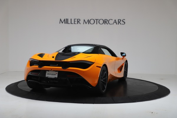 New 2020 McLaren 720S Spider Convertible for sale $374,440 at Aston Martin of Greenwich in Greenwich CT 06830 17