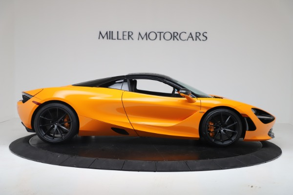 New 2020 McLaren 720S Spider Convertible for sale $374,440 at Aston Martin of Greenwich in Greenwich CT 06830 18