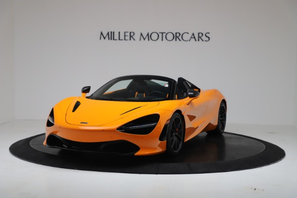 New 2020 McLaren 720S Spider Convertible for sale $374,440 at Aston Martin of Greenwich in Greenwich CT 06830 2
