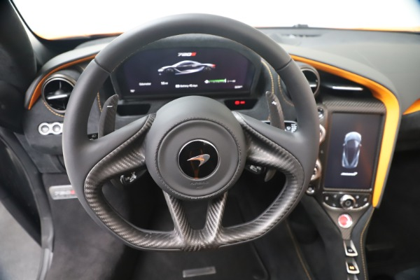 New 2020 McLaren 720S Spider Convertible for sale $374,440 at Aston Martin of Greenwich in Greenwich CT 06830 24